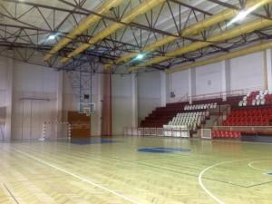 športová hala